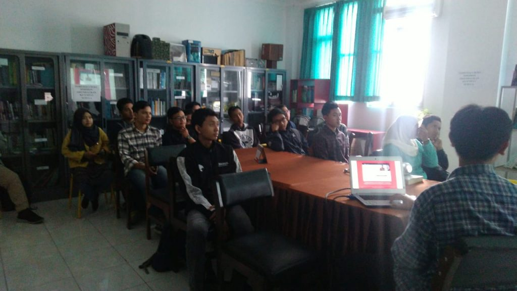 Sharing Session & Meetup UINUX Community