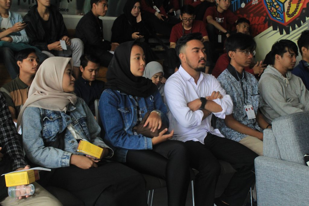 Cinematography Competition at Gebyar ICT 2019