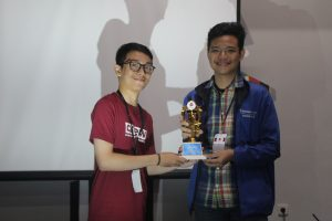 Best Director Cinematography Competition at Gebyar ICT 2019