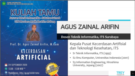 Home Department Of Informatics State Islamic University Of Malang